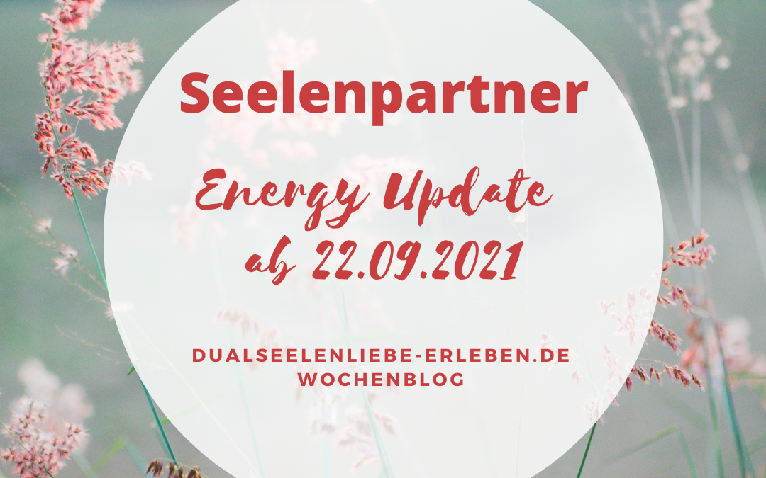 Energy Update ab 22.09.2021
